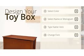 Wooden Toy Box Design by The Wood Toybox Blog