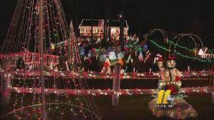 christmas lights ocala fl clayton family wins on great christmas light fight abc11 com