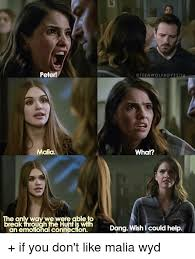 Teen Wolf Meme - peter malia the only way we were able to break through the hunt is