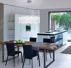 Contemporary Dining Room Lighting Ideas Contemporary Lighting Fixtures Dining Room Of Worthy Modern