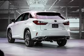 lexus sport car 2016 forget business trips the 2016 lexus rx is for painting the town red