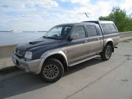 2005 mitsubishi l 200 partsopen