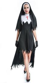 Nun Halloween Makeup by Online Buy Wholesale Nun For Free Dress From China Nun For Free