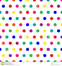rainbow dots royalty free stock image image 6081226