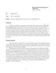 bunch ideas of formal report cover letter sample about cover