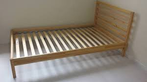 Slatted Bed Frames Ikea Bed Slats Reviews One Thousand Designs