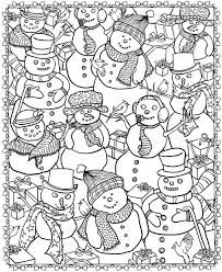 merry christmas colouring spectacular christmas coloring