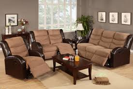Leather Reclining Sofa And Loveseat Sofa Endearing 3 Piece Reclining Sofa Wyat01 3 Piece Reclining