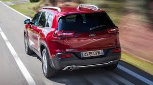 subaru jeep 2017 jeep cherokee 2017 review by car magazine