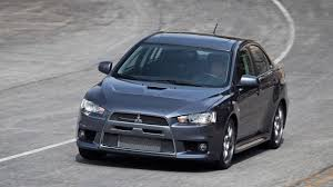 blue mitsubishi lancer the history of the mitsubishi lancer and evolution photos