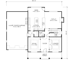 farmhouse style house plan 4 beds 2 50 baths 2980 sq ft plan
