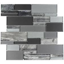 Interior  Wonderful Lowes Tile Backsplash Smart Tiles In In Peel - Stainless steel backsplash lowes