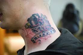 imagenes de calaveras hombres tatuajes de calaveras con rosas vix
