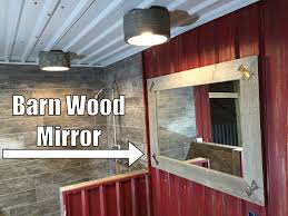 custom furniture rustic barn wood mirror with stainless steel custom furniture rustic barn wood mirror with stainless steel bowtie inlays dallas tx 75201 youtube