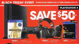 playstation 4 price on black friday gamestop u0027s black friday deal saves you big money on playstation