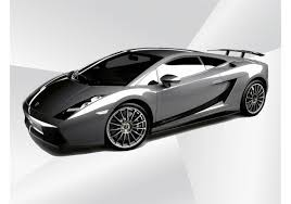 lamborghini front drawing lamborghini vector 2852 free downloads