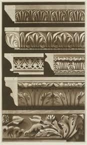 cornice cornice decoration u2013 old book illustrations