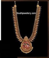 Buy Kasu Mala Lakshmi Ji Lakshmi Mala Traditional Kerala Jewellery Pinterest Php