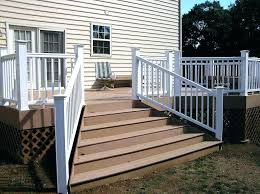 outside stairs design railing for steps outdoor stair railing railing outside stairs