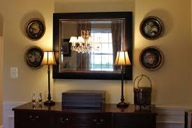 beautiful dining room mirror wall pictures room design ideas in