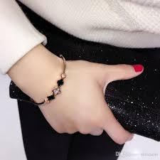 fashion stainless steel bracelet images 2018 new fashion stainless steel love bracelets bangles for women jpg