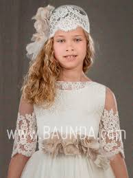 communion headpiece baunda communion headpiece francis montesinos 2018 h421 baunda madrid