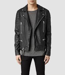 buy biker jacket allsaints kane leather biker jacket where to buy how to wear