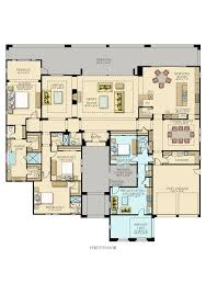 Lennar Independence Floor Plan 4820 Home Within A Home New Home Plan In Griffin Ranch Pimlico