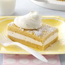banana flip cake recipe taste of home