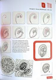zentangle pattern trio 69 best zentangle patterns starting with t images on pinterest