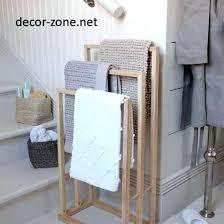 Bathroom Towel Hanging Ideas Bathroom Towels Racks Towel Racks For Small Bathrooms Home Design
