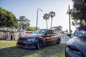 lexus is300 vs honda civic si standout builds from wekfest la u002716 wek at a glance