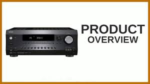 integra home theater integra drx 4 av receiver youtube