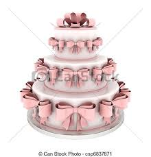 clipart of beautiful wedding cake a beautiful wedding cake on a