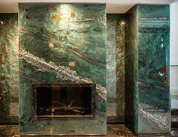 Metal Furniture Finishes Luxury Interiors Special Finishes Resin Finish Liquid Metal