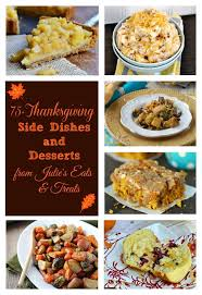 75 sides and desserts thanksgiving recipes julie s eats treats