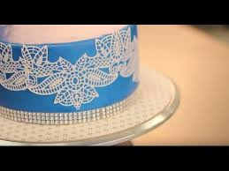 edible lace how to make edible lace