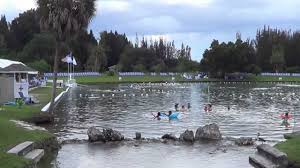 Map Of North Port Florida by Warm Mineral Lake In North Port Youtube