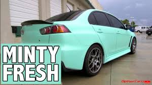 make mint plasti dip color mixing guide youtube