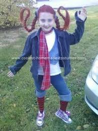 Pippi Longstocking Halloween Costumes Awesome Homemade Pippi Longstockings Halloween Costume Halloween