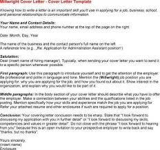 application letter for an employment cover letter examples uk