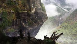 Ex Machina Waterfall Queen U0027s Logic