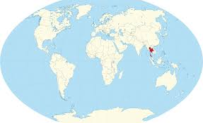 Where Is France On The Map by Thailand Country On World Map Thailand On World Map Thailand