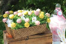 Easter Egg Hunt Party Decorations by Be Different Act Normal Easter Egg Hunt Party Ideas