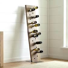 Pottery Barn Leaning Bookcase Leaning Wine Rack U2013 Abce Us