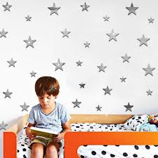 Decoration Star Wall Decals Home by Online Buy Wholesale Star Wall Decor From China Star Wall Decor