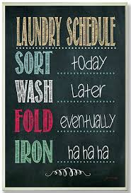 Laundry Room Decor Signs 5 Laundry Room Decor Ideas