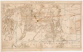 Map Of New Mexico And Colorado by The Life And Times Of A Miner U0027s Wife Part Iii