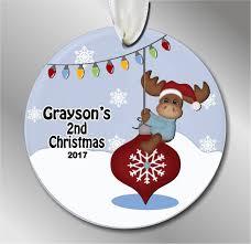 custom christmass unbreakable acrylic personalized