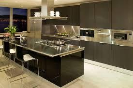 idee cuisine ouverte cuisine avec lot central 43 ides inspirations cuisine pour idée